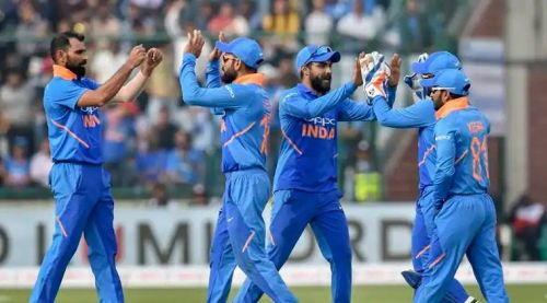 India Team - 2019 World Cup