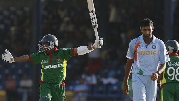 India vs Bangladesh 2007 World Cup