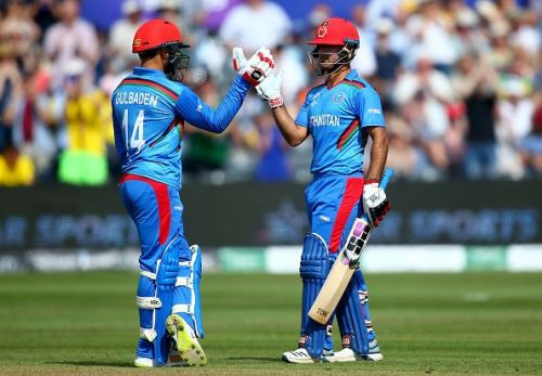 England vs Afghanistan - ICC Cricket World Cup 2019
