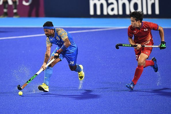 India need to beat Japan to progress to the Olympic qualifiers