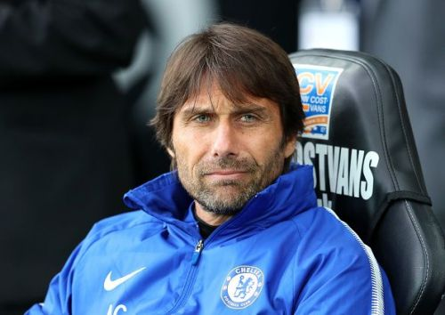 Antonio Conte is Inter Milan's new manager
