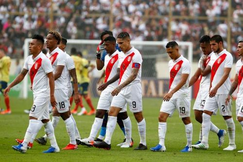 A 3-0 loss to Colombia might hurt confidence of this highly experienced Peru team
