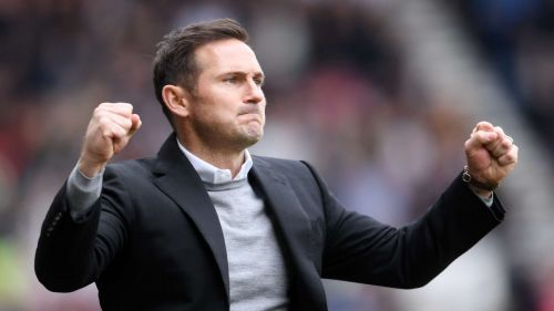 Frank Lampard has been linked with replacing Sarri at Chelsea