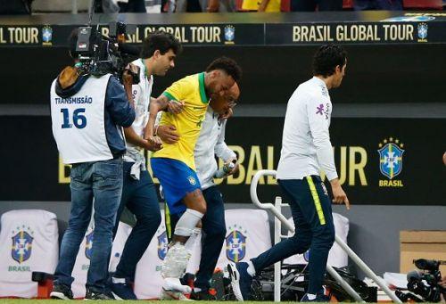 Neymar Jr- Brazil