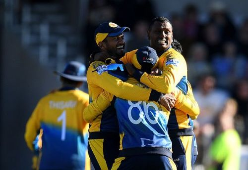 Sri Lanka defeated England in their previous match of ICC World Cup 2019