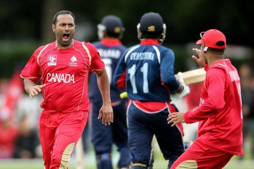 कनाडाई क्रिकेट टीम