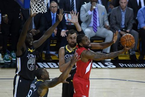 2019 NBA Finals - Game Four