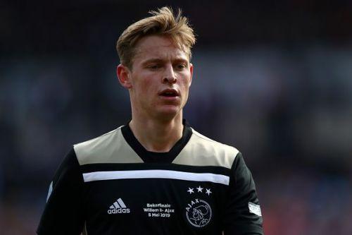 Frenkie de Jong will be at Barca next season