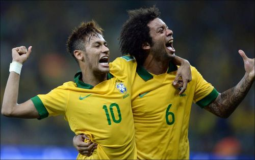 Some big names won't feature in Brazil's quest for the Copa America title on home soil