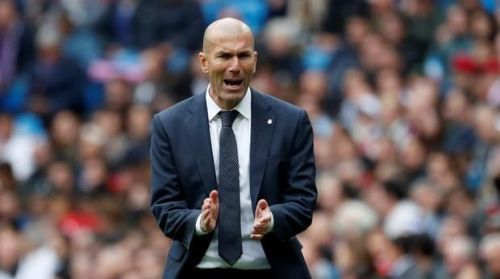 Zidane Zidane is on the verge of signing the fourth player since his return to the Bernabeu