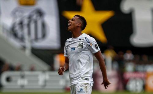 Santos v Internacional - Brasileirao Series A 2019