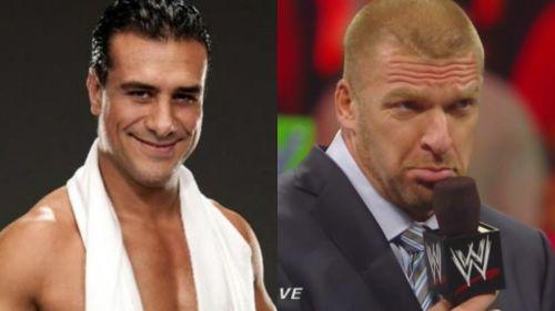 अल्बर्टो डेल रियो 2016 में WWE छोड़ चुके हैं