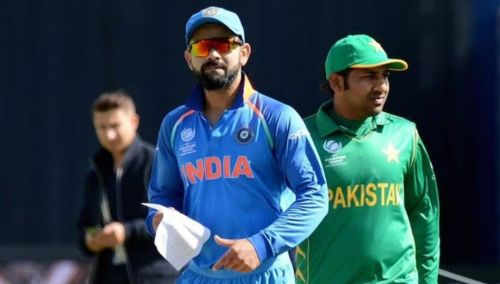 Cwc19 - India vs Pakistan