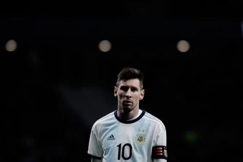 Messi will be hoping to end his International nightmare with a Copa America triumph this year