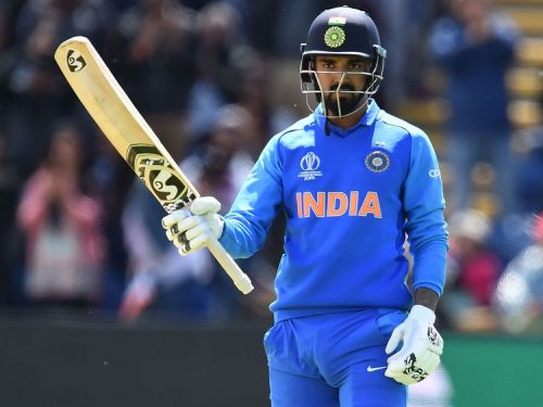 Is KL Rahul India's new no.4? (Image source: Gulf News)