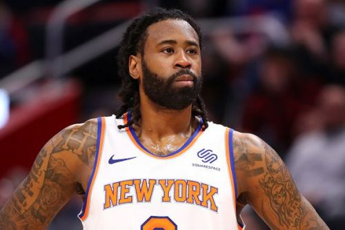 DeAndre Jordan could head to the Lakers this summer