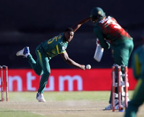 South Africa will play Bangladesh in the fifth match of ICC World Cup 2019