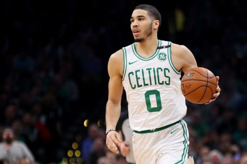 Jayson Tatum is among the major names that could exit the Boston Celtics this summer