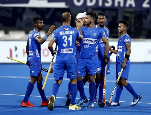 Indian Men's Hockey Team will take on Japan in Semi-FInal of FIH Men's Series FInals Bhubaneswar Odisha 2019