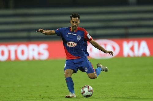 Delhi Dynamos have unveiled their third foreigner