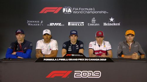 Norris didn't like the comments made by Lewis Hamilton about the young drivers racing in F1
