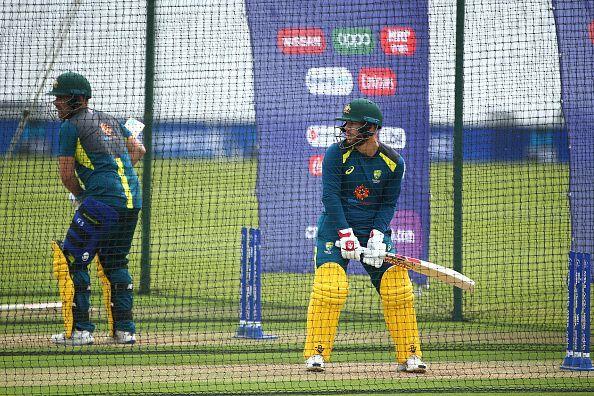Australia Practice Session - ICC Cricket World Cup 2019