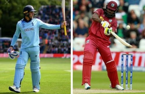 ICC cricket world cup 2019 - England vs West Indies