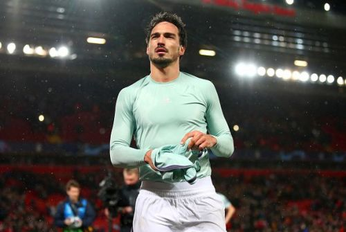Hummels rejected a move to Old Trafford despite the Manchester club offering a higher salary than Dortmund