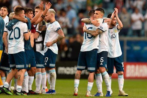 Despite their victory, Argentina underwhelmed