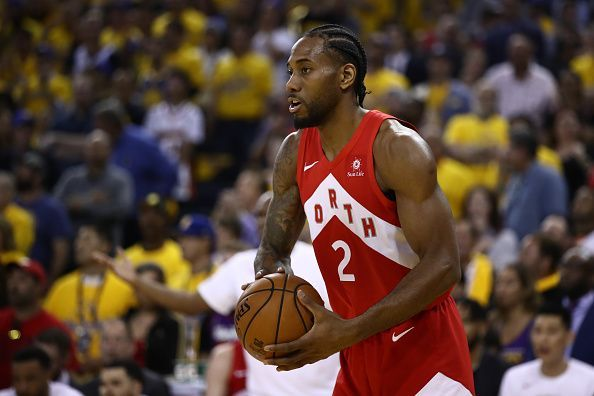 Kawhi Leonard starred for the Toronto Raptors as the franchise won a first-ever title