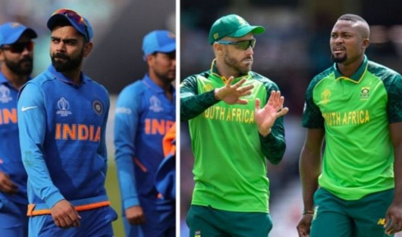 Icc world cup 2019 - india vs South Africa