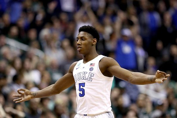 RJ Barrett is one of the top picks in the 2019 NBA draft