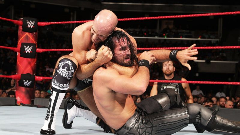 The WWE Universe has been hoping for a Cesaro main event push for years.