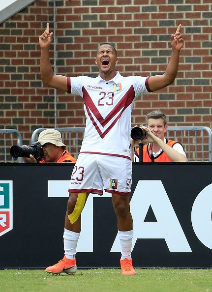 Can Rondon lead the Venezuela team to great heights this Copa America?
