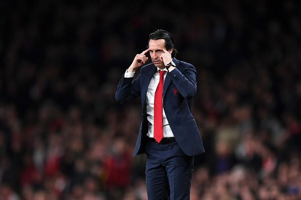 Unai Emery faces a tough summer as he looks to rebuild Arsenal this summer.
