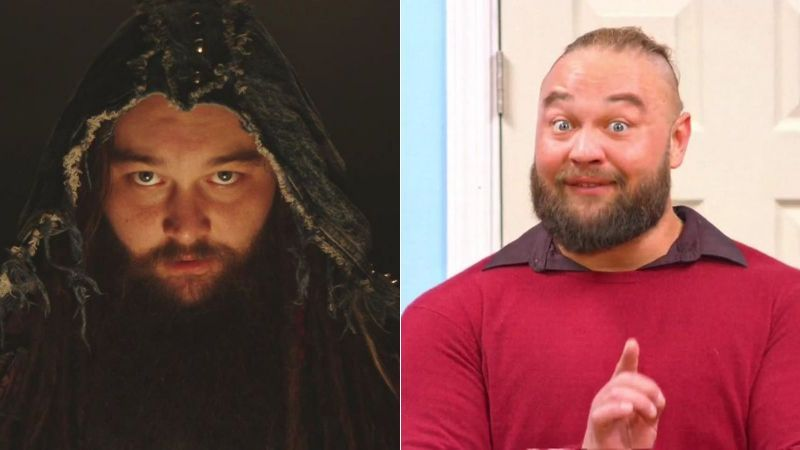 Bray Wyatt has undergone a drastic transformation recently