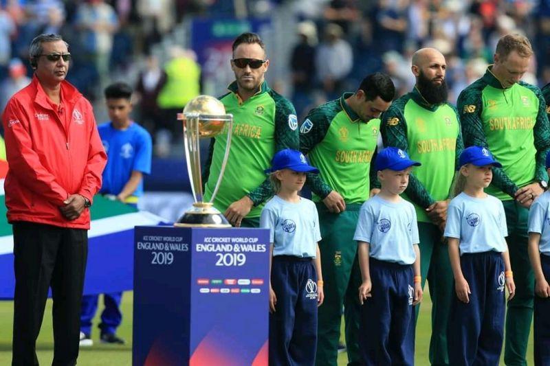 दक्षिण अफ्रीकी टीम