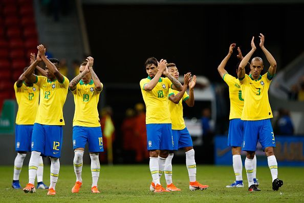 A young Brazil team aims to win their Copa America since 2007