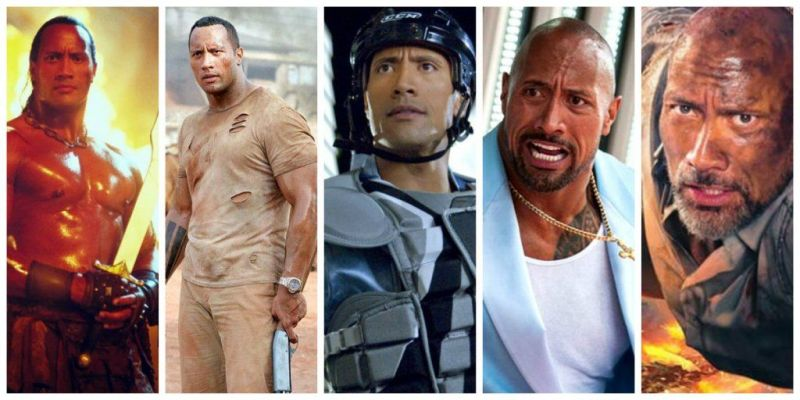 the rock movies