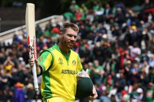 witter erupts as Australia's David Warner scores brilliant century to sink Bangladesh