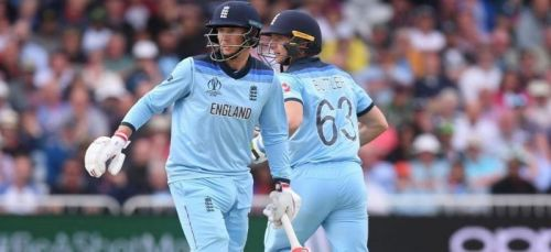 Joe Root and Jos Buttler fought valiantly to keep England in the chase