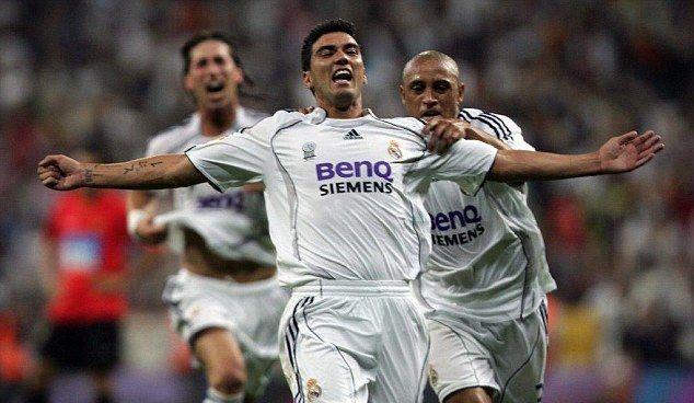 The saviour of Real Madrid