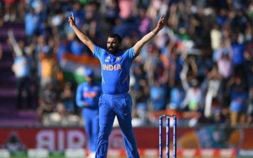 A second new ball with a quality bowlers such as shami could make a huge difference