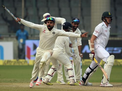 India and South Africa will clash in a 3-match Test series