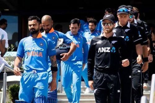 India and New Zealand haven't lost a game up till now