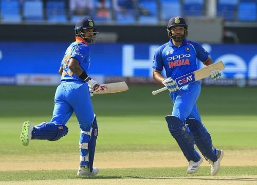 Shikhar Dhawan and Rohit Sharma will be keen to have a good World Cup