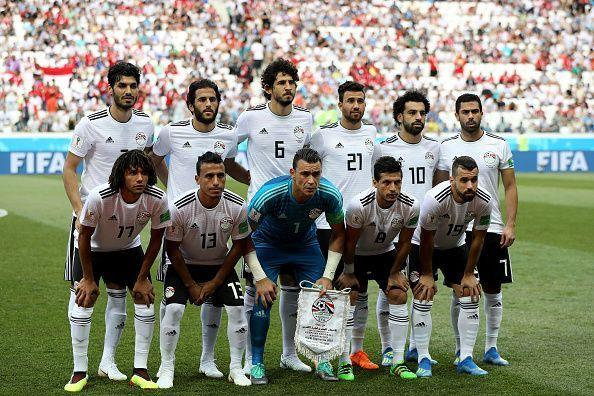 Saudi Arabia v Egypt: Group A - 2018 FIFA World Cup Russia