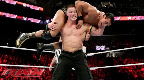 WWE के जबरदस्त मैच