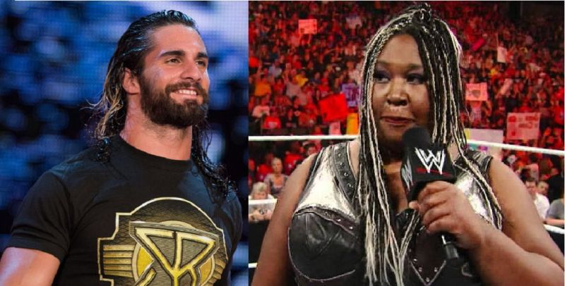 Rollins and Kong