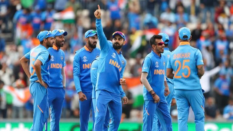 India beat Australia by 36 runs to register their 2nd win of ICC World Cup 2019